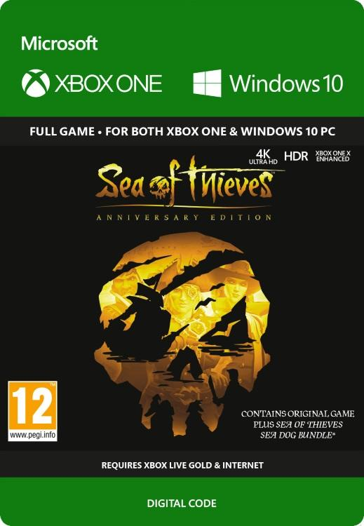 Sea of Thieves: Anniversary Edition for Xbox One GameStop