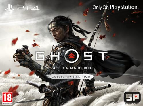 Ghost of Tsushima Collectors Edition [Only at GameStop]