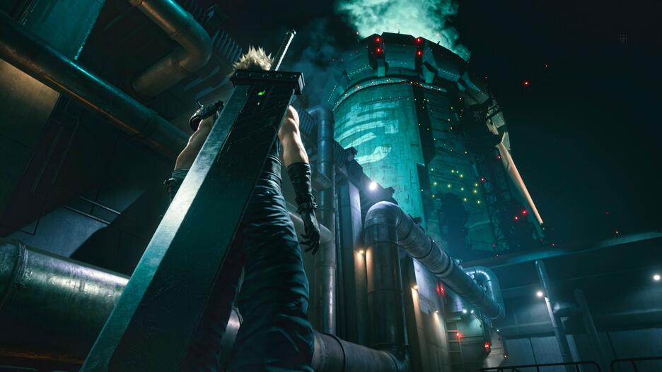 Final Fantasy® VII Remake - Deluxe Edition [Only at GameStop]