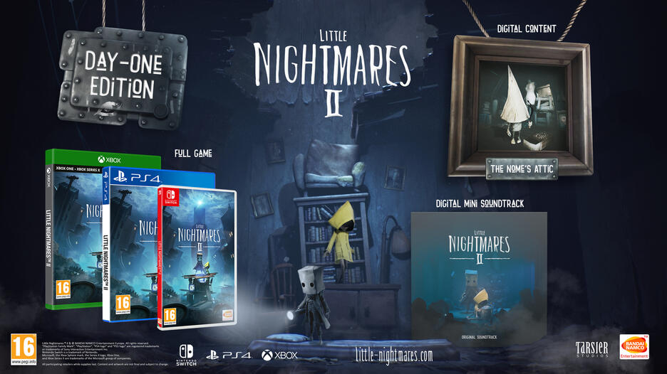 Little Nightmares II
