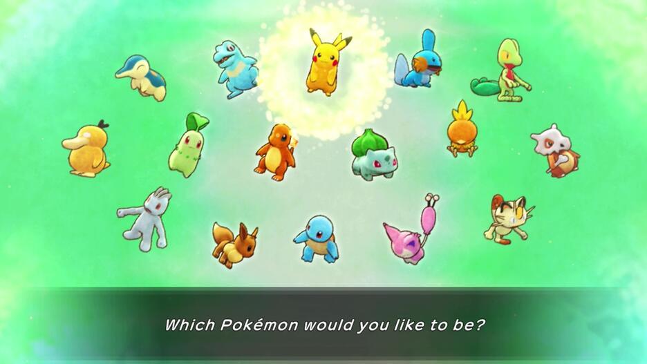 Pokémon Mystery Dungeon Rescue Team DX