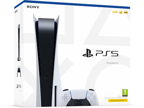 PlayStation® 5 Console [Not all pre-orders guaranteed for Launch Day]