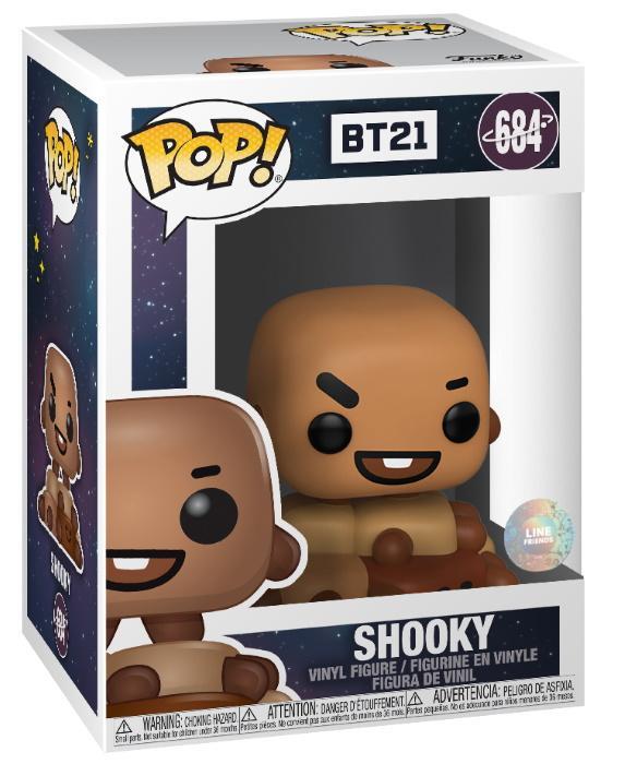 POP Animation: BT21 - Shooky