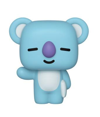 POP Animation: BT21 - Koya