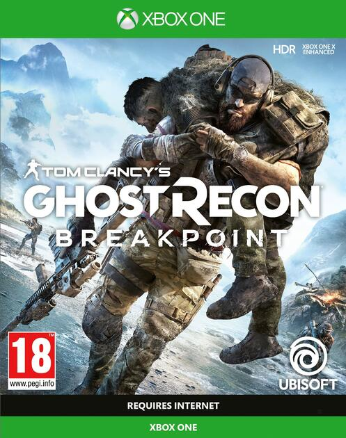 Swi Tom Clancys Ghost Recon | Sverigekarta