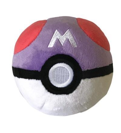 "Pokémon: 4""Poké Ball Plush [Assorted]"