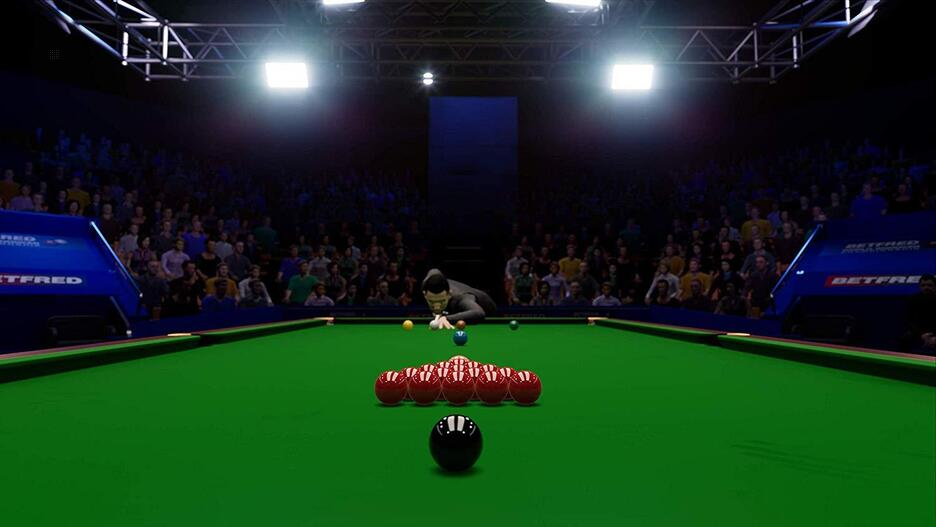 Snooker 19 The Official Videogame
