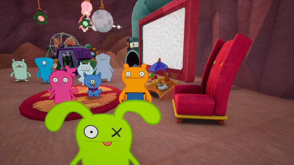 Ugly Dolls - An Imperfect Adventure