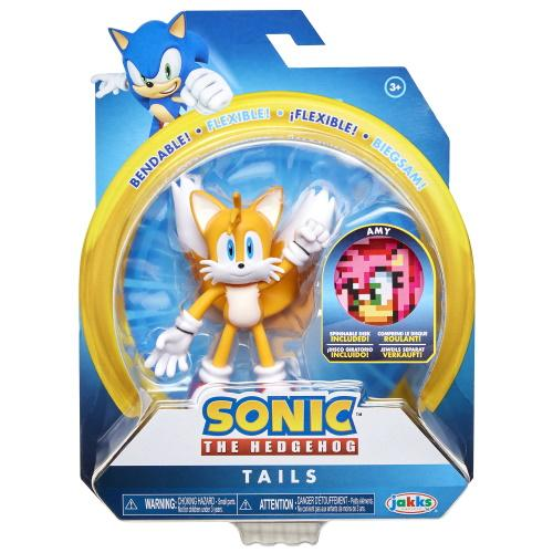 "Sonic the Hedgehog: 4"" Action Figure [Assorted]"