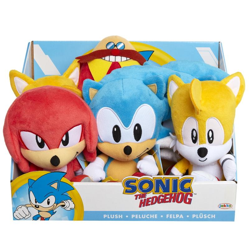 Sonic The Hedgehog 7 Plush Gamestop Ireland