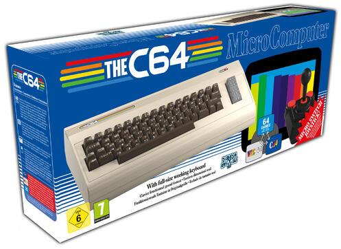 THE C64® GameStop Ireland