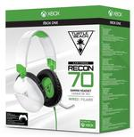Turtle Beach® White Recon 70 Headset for Xbox One