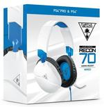 Turtle Beach® White Recon 70 Headset for PS4™ Pro & PS4™