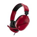 Turtle Beach® Midnight Red Recon 70 Headset