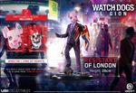 Watch Dogs Legion: Resistant Of London Figurine