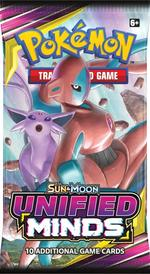 Pokémon TCG: Sun & Moon Unified Minds Booster Pack
