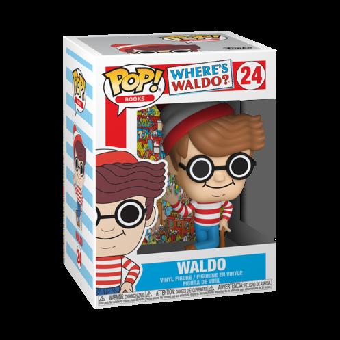 Pop! Books: Where's Waldo - Waldo