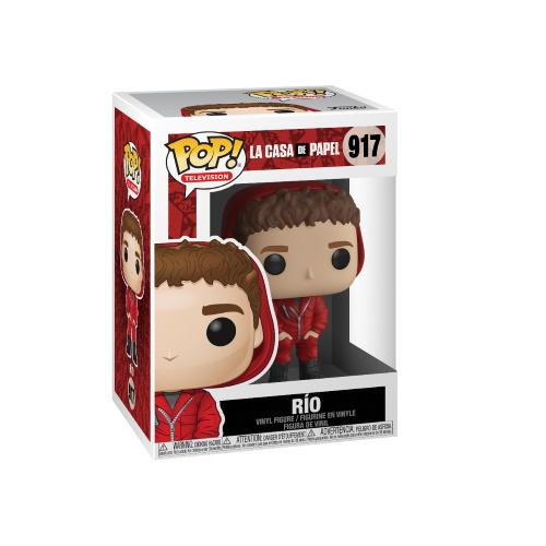 Pop! TV: La Casa de Papel - Río