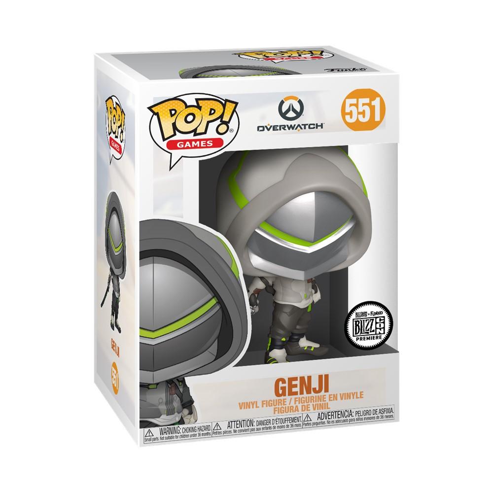 POP Games: Overwatch - Genji (OW2)
