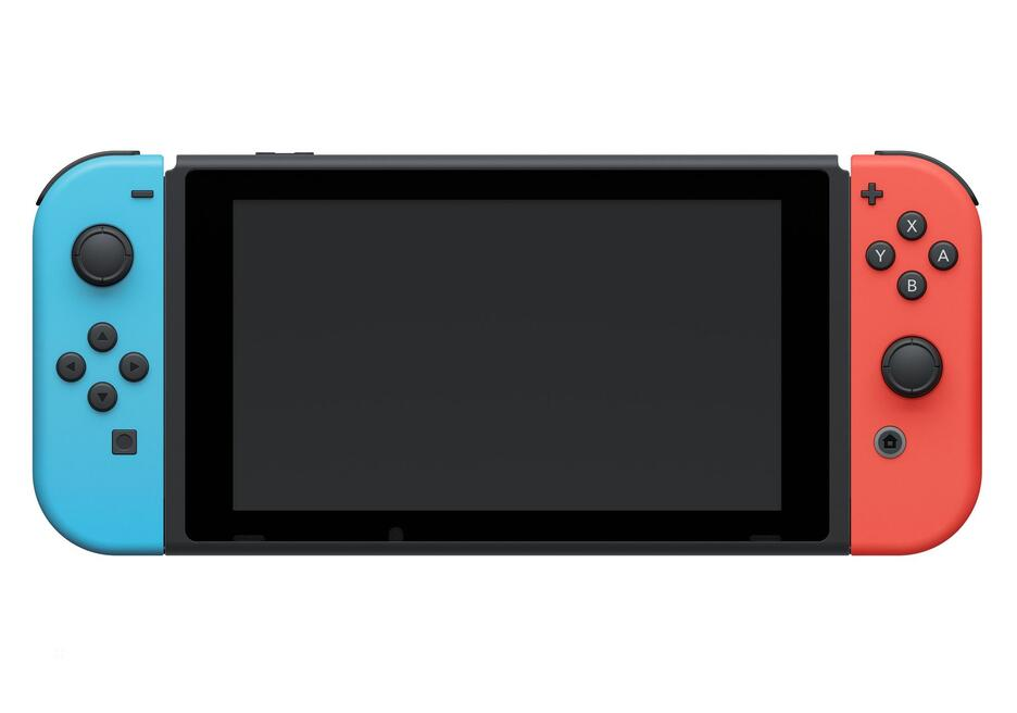 Nintendo Switch 1 1 Red Blue Console Gamestop Ireland