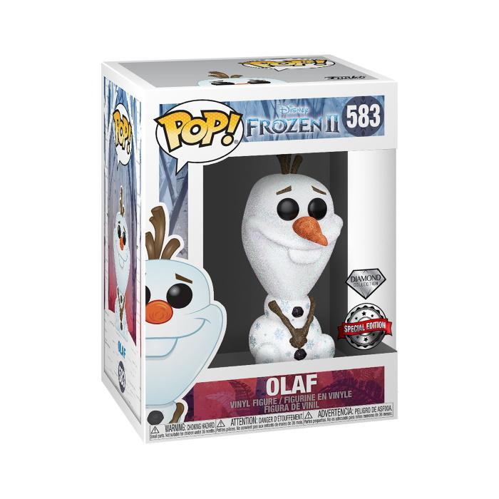 POP Disney: Frozen 2 - Olaf Diamond Glitter Collection [Only at GameStop]