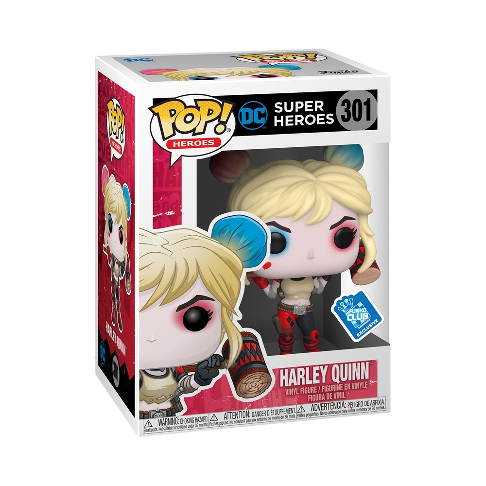 Funko Pop! Suicide Squad: Rebirth - Harley Quinn with Mallet