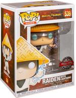 POP Games: Mortal Kombat - Raiden with Lightning [Only at GameStop]