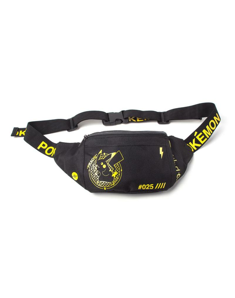 Pokémon: Pikachu Street Signs Waist Bag
