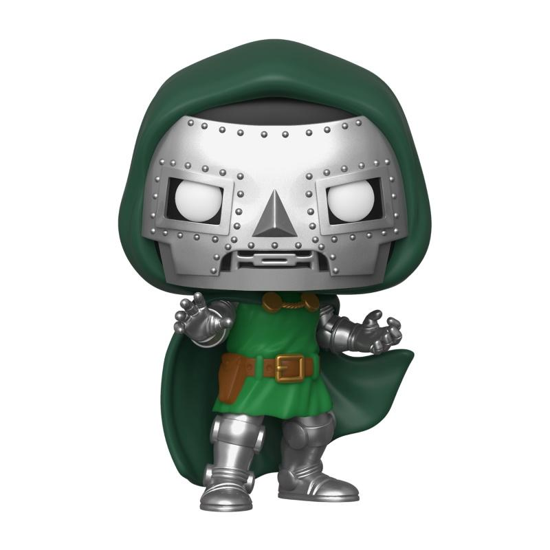 POP Marvel: Fantastic Four - Doctor Doom