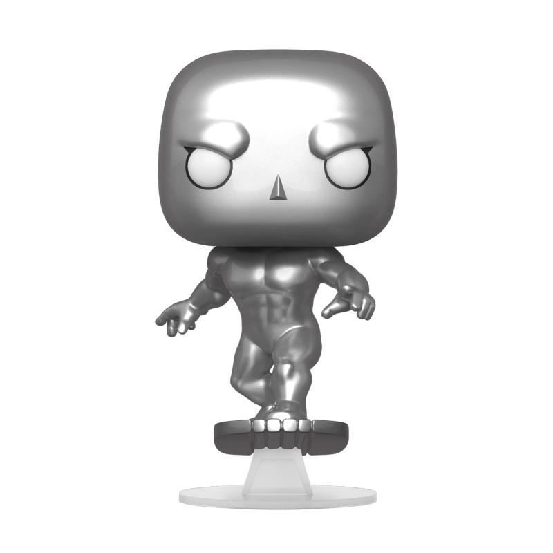 POP Marvel: Fantastic Four - Silver Surfer