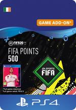 FIFA 20 Ultimate Team™ - 500 FUT Points for PS4