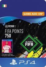 FIFA 20 Ultimate Team™ - 750 FUT Points for PS4