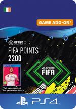 FIFA 20 Ultimate Team™ - 2200 FUT Points for PS4