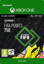 FIFA 20 Ultimate Team™ - 750 FUT Points for Xbox One