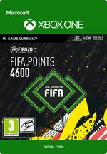 FIFA 20 Ultimate Team™ - 4600 FUT Points for Xbox One