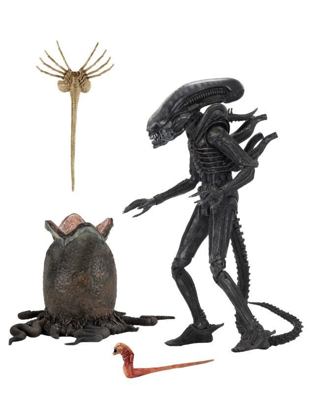 "Alien: Ultimate 40th Anniversary Big Chap 7"" Action Figure"