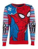 Marvel: Spiderman Knitted Jumper