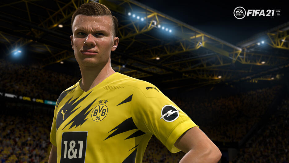 FIFA 21 [Includes Free Upgrade to PS5]