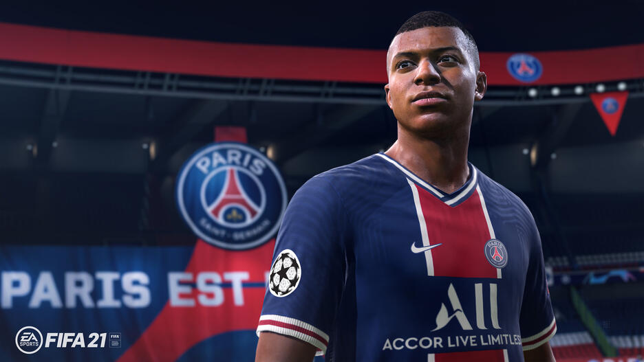 Fifa 21 Champions Edition [Includes Free Upgrade to PS5]