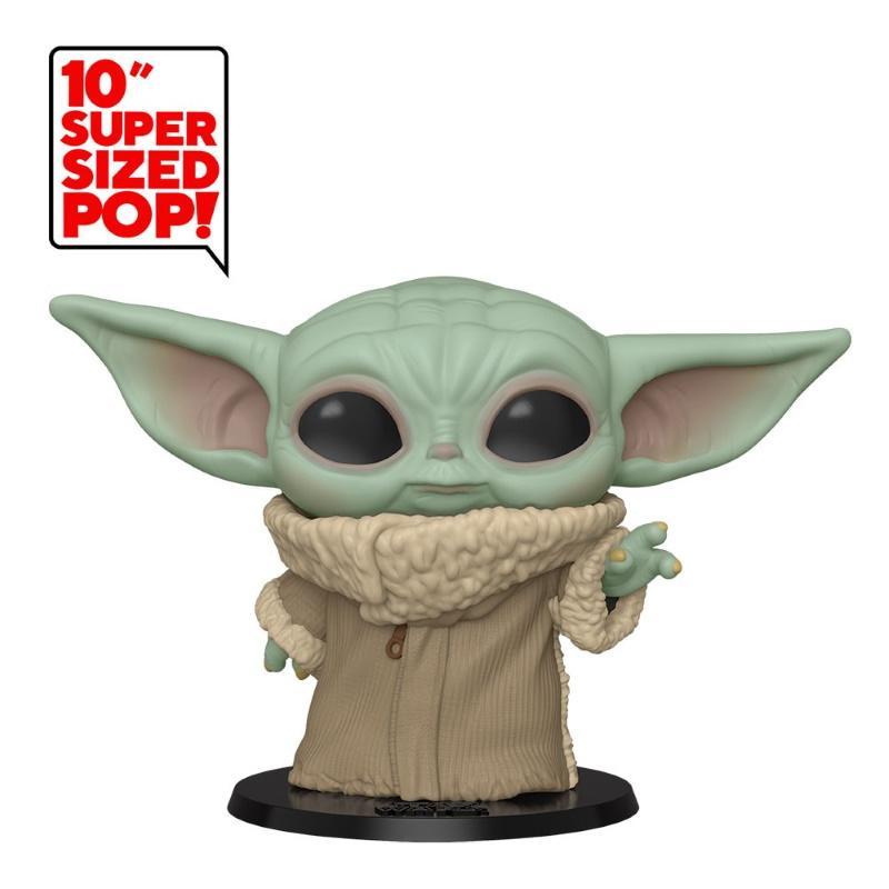 "POP Star Wars: Mandalorian - The Child 10"""