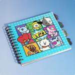 BT21: BT21 Characters Notebook
