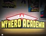 My Hero Academia - My Hero Academia Logo Light
