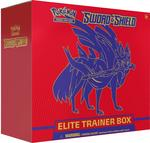 Pokémon TCG: Sword & Shield Elite Trainer Box