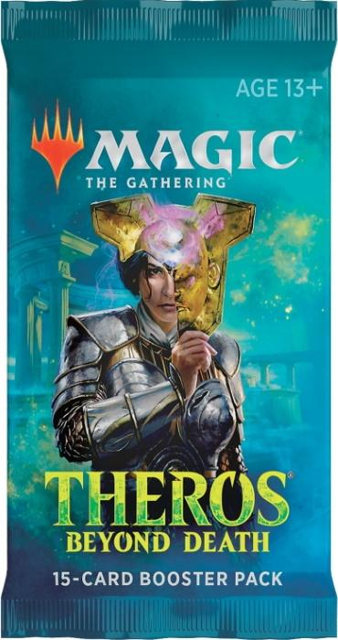 Magic The Gathering: Theros Beyond Death Booster Pack
