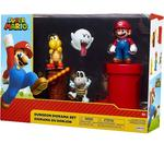 World of Nintendo: Super Mario Dungeon Diorama Set