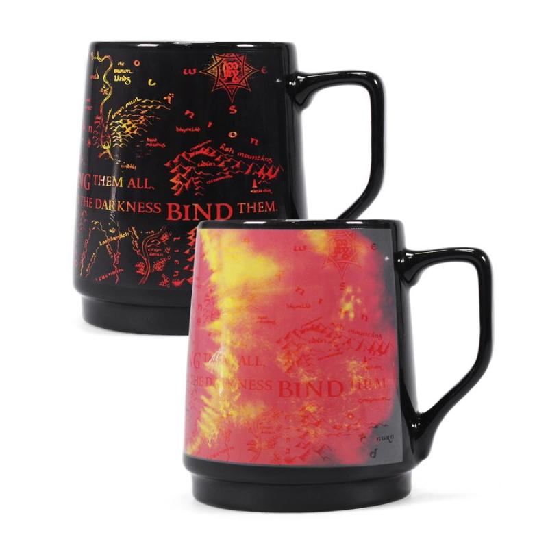The Lord of the Rings: Heat Changing Tankard Mug