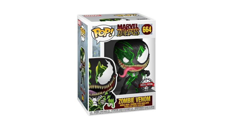 POP Marvel: Marvel Zombies - Venom [Only at GameStop]