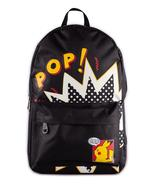 Pokémon: Pop Black Screen Printed Backpack