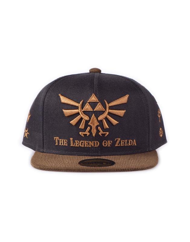 The Legend of Zelda: Zelda Badge Snapback