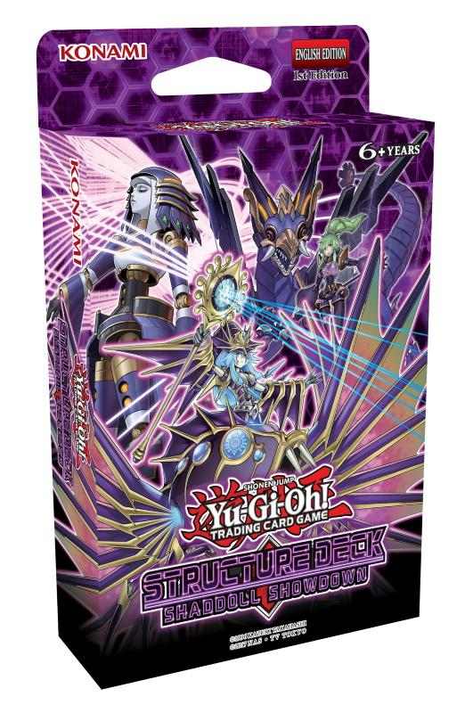 Yu-Gi-Oh! TCG: Shaddoll Showdown Structure Deck